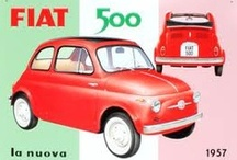 Fiat 500 Story (Historical pictures of Fiat 500) / Piccola raccolta di immagini storiche dela mitica Fiat 500   Small collection of historical images of the mythical Fiat 500