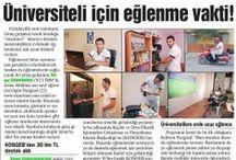 Gazeteler / Ogün Erdi Nergizal hakkında yayınlanan gazete haberleridir.