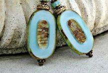 Carved Ovals & Coins Inspiration