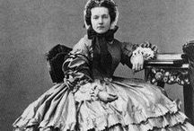 1860's Fashion Inspiration / One of my favorite eras in history!