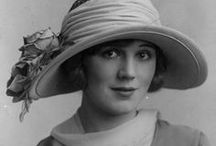The Shocking '20s! / The new Downton Abbey, anyone?