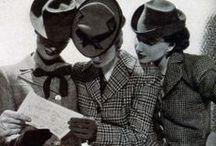 {The lovely 1930's & 1940's}
