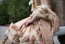 Ensembles of the Past Originals / Garments designed and constructed by Ensembles of the Past
