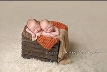 Newborn photography twins inspriation