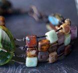 Tile Beads Inspiration