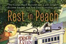 Rest in Peach ~ Berkley Prime Crime 4/2016 / Research for BOOK TWO of the Georgia Peach Mysteries ~ Berkley Prime Crime