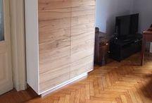 my woodworking furniture / Pezzi unici su misura realizzati interamente a mano. Ogni processo lavorativo, dalla progettazione 3d alle lavorazioni di falegnameria è stato realizzato da Pier Giuseppe Zorkmade Giorcelli.