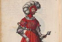 Landsknecht Impressions / Impressions and illustrations on Landsknecht fashion and armour
