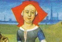 15th century womans fashion