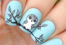 *Nailed It!* / Nail art