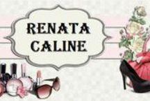 Renata's Makeup / Colocarei aqui tudo que achar pertinente.