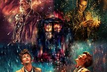Doctor Who / by Hannah Bettis