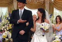 HIMYM Wedding / How I Met Your Mother Themed Wedding / by Hannah Bettis