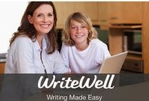 Homeschooling / Tools and information for teaching writing in your homeschool.