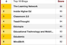 Education Blogs We Love / Blogs we love to follow.