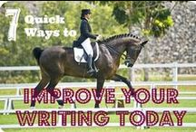 Freelance Writing / Tips and pins for aspiring and professional freelance writers.