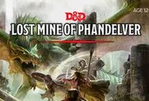 D&D 5e - Lost Mine of Phandelver - Magic Items / Magic items from the 5th Edition Dungeons & Dragons adventure Lost Mine of Phandelver.