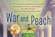 War and Peach ~ Berkley Prime Crime - 2/2017 / Inspiration for Book #3 of The Georgia Peach Mysteries