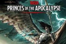 D&D 5e - Princes of the Apocalypse - Magic Items / Magic items from the 5th Edition Dungeons & Dragons adventure Princes of the Apocalypse.