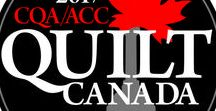 Quilt Canada 2017 / Canada's National Quilt conference in Toronto ON with workshops, lectures, demos, Merchant Mall, and Canada's Biggest Quilt Bee