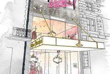 Vivienne Westwood Boutique, New York