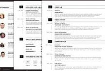 Sleek Resume Template / Sleek Resume Template Pag 1