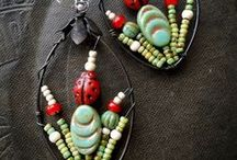 Jewelry using Cocoon Beads / Jewelry using Nirvana Beads Cocoon Beads