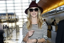 Airport Style  / Our favouite looks for the Airport