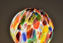 Lampes de table de Murano / Création artisanales de lampes de table en verre soufflé de Murano. Toutes ces lampes sont des création originales disponibles sur notre site: www.i-lustres.com