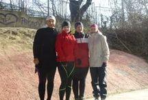 Ženský bežecký klub / o aktivitách klubu žien, ktoré radi behajú a zlepšujú tým svoju kondičku, náladu, a zdravie.