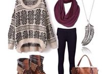 Outfit and....