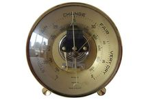 Old Barometers and Thermometers / by Mark Clark
