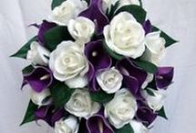 Bridal bouquets / Love flowers and parfums....awaken the senses and make you feel new sensations.