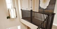 Foyer and Stairway Lighting / Minor upgrades in lighting can mean a huge increase in sales price on your home. Here are some smart choices that buyers will love.