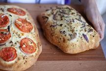 Breads & Pizzas / All vegan - breads, pizzas,