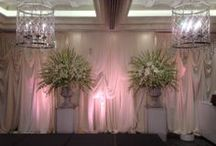 Lighting & Flower designs