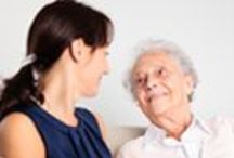 Life Hacks for Caregivers and Professionals / Out in the field, wherever that may be, here's a guide to helping it go your way!  / by UWM Center for Aging & Translational Research