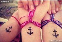 Татуировки: оригинальные идеи