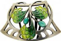 Art Nouveau, Arts and Crafts & Jugendstil / by Kathy Simmons