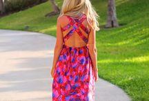 Cute Dresses / by Mary Rengin Taskiran