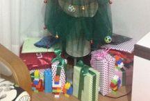 How to turn an ikea lamp to a christmas tree / Christmas tree