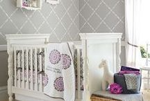 Baby Girl Nursery / by Vanessa Greco