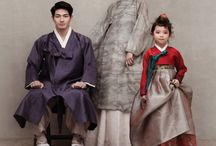 I♥LOVE ♥KOREA 한복 / Hanbok-Korean Traditional Dress