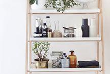 Hyllyt / Shelfs