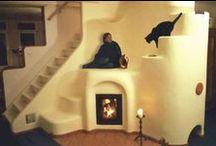 fireplace - krby