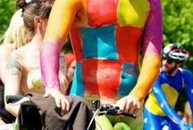 Hot Male Body Painting