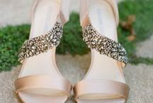 Wedding shoes (old, new, borrowed, blue)