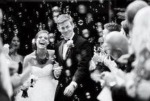 Wedding exit ideas (e.g. rice, bubble, rose)