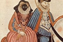 16th century masks