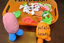 Modellervoks - Play Dough